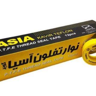 قیمت نوار تفلون آسیا کویر